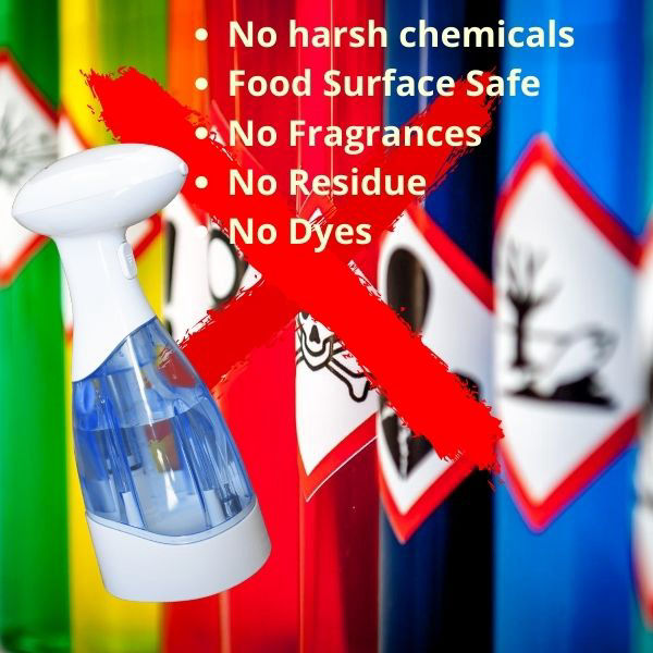 Enozo Safe No Harsh Chemicals